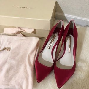 Very pretty Sophia Webster heels